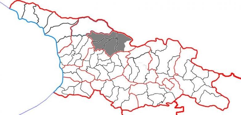 Рача-Лечхуми и Нижняя Сванетия