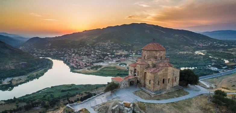 Монастырь Джвари (Крест)