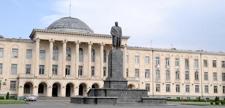 Музей Сталина в Гори