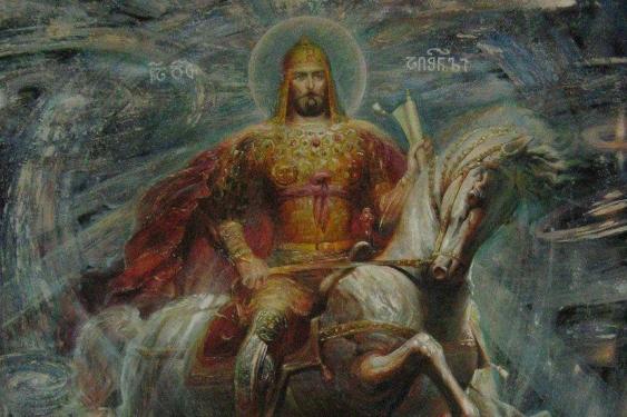 Царь Давид Строитель (Агмашенебели)