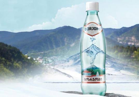 Грузия это рай для любителей минеральной воды!