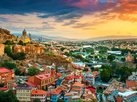 Фортуна тур Тбилиси-Кахетия 3* - 5 дней/4 ночи