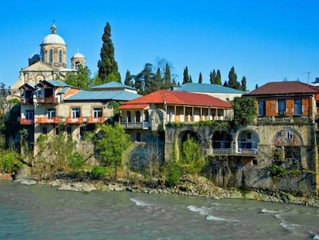Красивая Грузия за 6 дней: Кутаиси