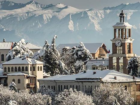 Новогодний дух Грузии. 6 дней