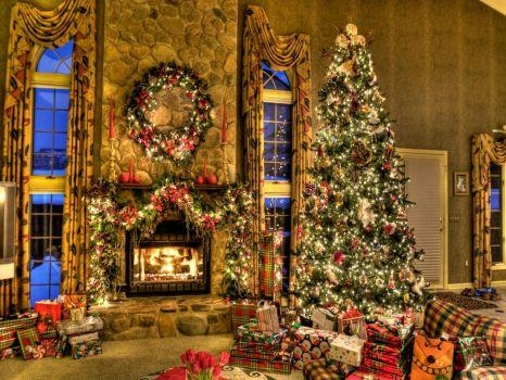 Рождество в Саирме